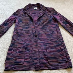 M by Missoni blazer